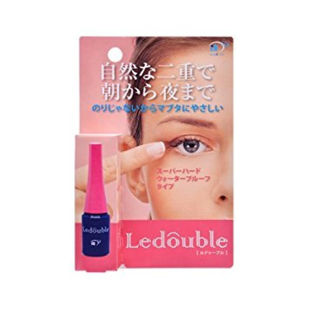 アデレード裂け目スパンLedouble [ルドゥーブル] 二重まぶた化粧品 (2mL) 2個セット [並行輸入品]