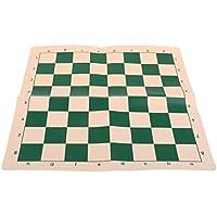 Fenteer PUレザー 国際チェスゲーム チェス盤 チェスゲーム ボードゲームセット