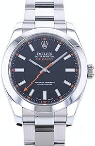 ロレックス ROLEX ミルガウス 116400 中古 腕時計 メンズ (W187110) [並行輸入品]