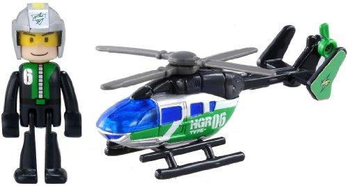 トミカ ハイパーグリーンレンジャー HGR06 アラートヘリ