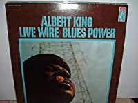 RARE: Albert King - Live Wire / Blues Power - 1968 Stax Stereo LP.