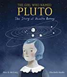 The Girl Who Named Pluto: The Story of Venetia Burney (English Edition) 画像