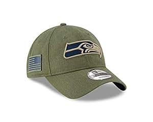 ニューエラ (New Era) 9Twenty キャップ - Salute to Service シアトル・シーホークス (Seattle Seahawks)