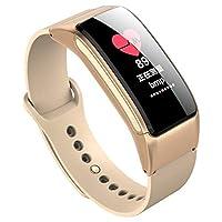 Smart Bracelet,Redvive Bluetooth Call Bracelet Headset 2 in 1 Smart Watch