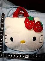 キティちゃん☆ぬいぐるみ手さげバッグ