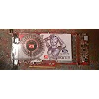 新しいATI Radeon x1950XT 256MB PCI - ExpressデュアルDVIグラフィックカード–PC Edition–OEMバルクパック