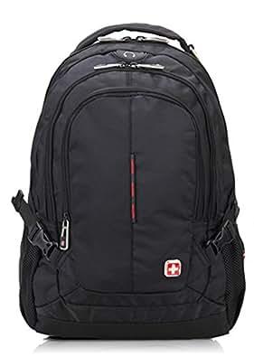 (スイスウィン)SWISSWIN  大容量多機能 リュックサック ノートPC入れ 登山バッグ 旅行バッグ 登山 リュック ビジネスバッグ 通勤用 リュック アウトドア リュック  SW9333