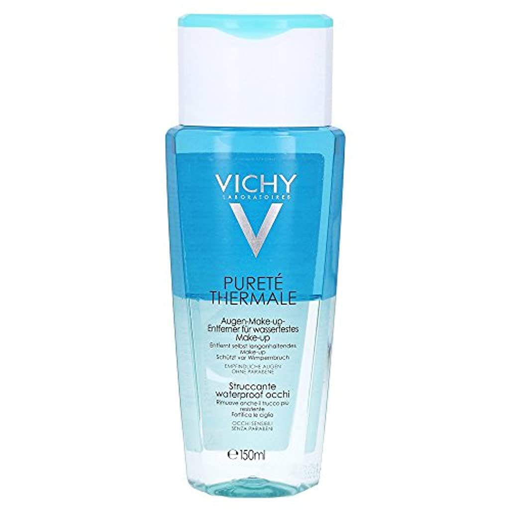 取り出すそよ風探検Vichy Purete Thermale Biphasic Cleansing Lotion Eyes 150ml [並行輸入品]