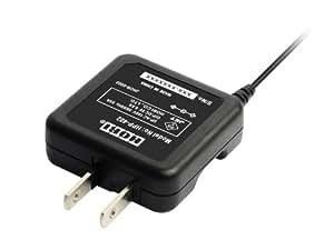 PSP-1000/2000/3000対応 海外使用可能 ポケットサイズACアダプターポータブル