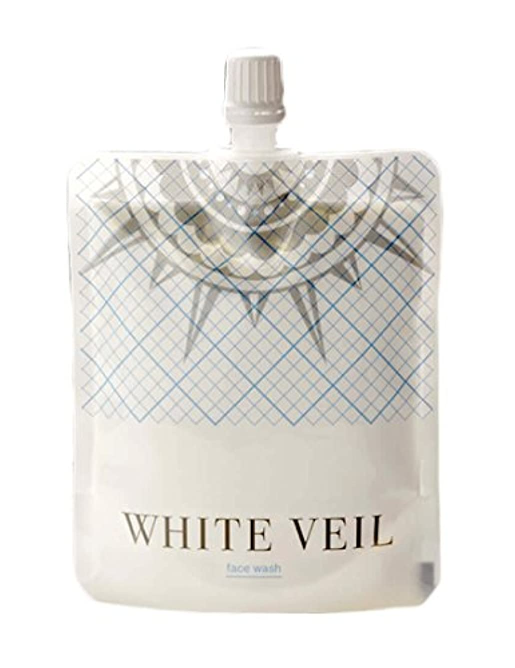 ピクニックサミュエルアーティストキラリズム ホワイトヴェール フェイスウォッシュ 白雪洗顔 110g (約2ヶ月分) 洗顔せっけん