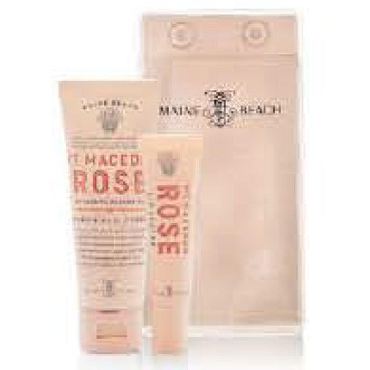 傀儡荒涼とした学者MAINE BEACH マインビーチ MT MACEDON ROSE マウント マセドン ローズ Essentials DUO Pack