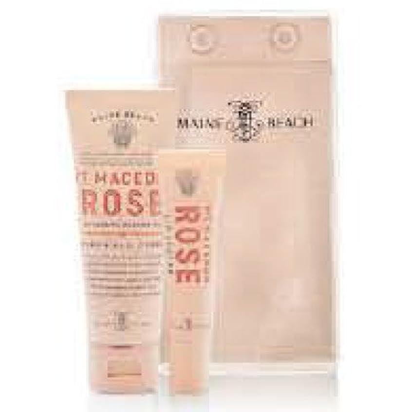 ヒギンズ環境に優しい落ち着いてMAINE BEACH マインビーチ MT MACEDON ROSE マウント マセドン ローズ Essentials DUO Pack