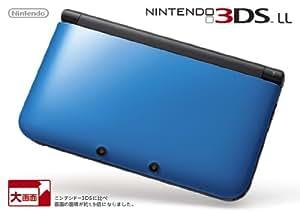 ニンテンドー3DS LL ブルーXブラック【メーカー生産終了】
