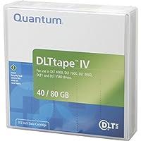 Quantum THXKD-02(TK88) DLT IV 20/40GB, 35/70GB, 40/80GB データテープカートリッジ DLT 4000/7000/8000用 (認定リファービッシュ品)