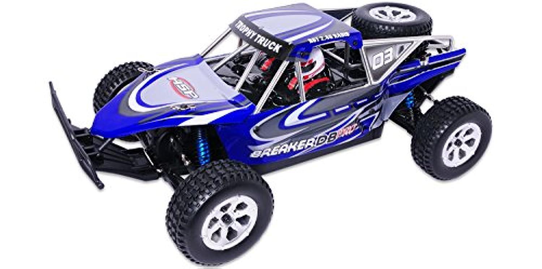 Breaker SC Buggy Blue 1/10 RTR