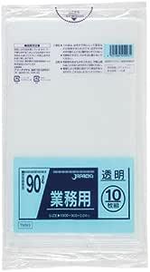 ゴミ袋 TM93 90L 透明