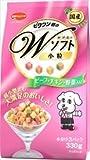 日本ペットフード 犬用半生フード ビタワン君のダブルソフト 小粒 330g(小分け3パック)
