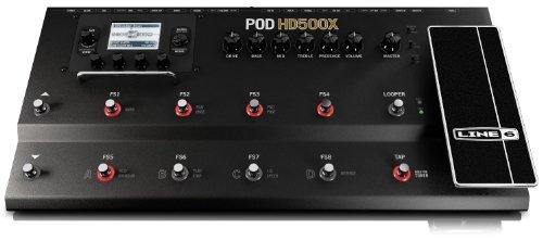 【国内正規品】LINE6 アンプシミュレーター POD HD500X