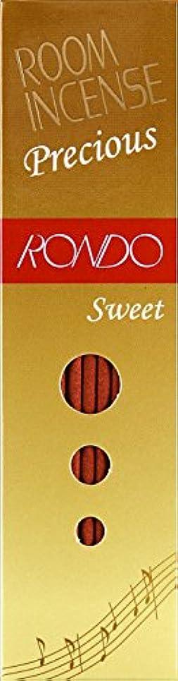 愛されし者おばあさんセクタ玉初堂のお香 ルームインセンス プレシャス ロンド スウィート スティック型 #5507