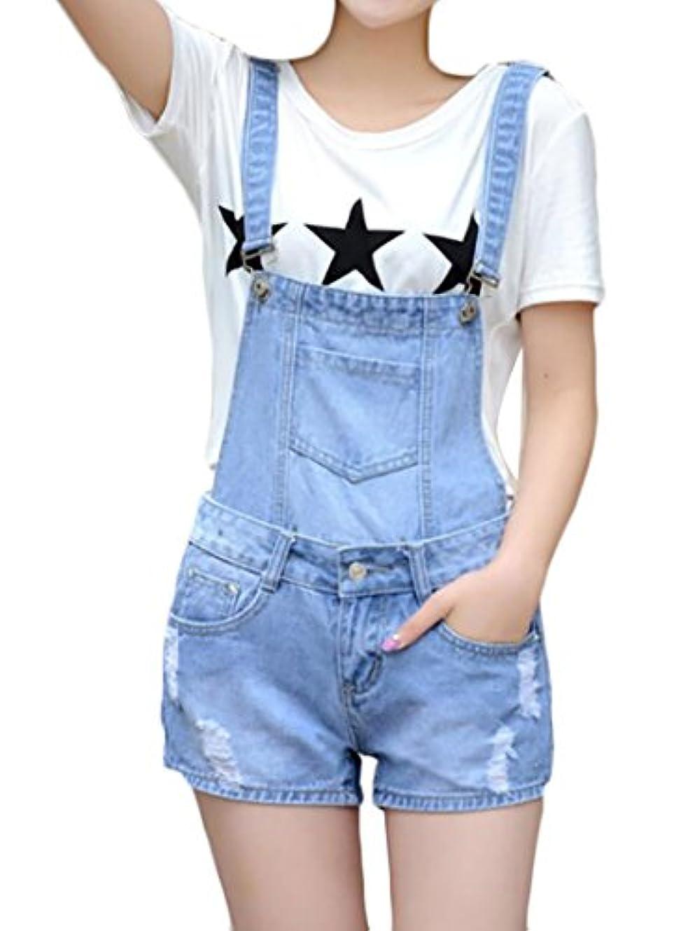配分バズ参照するGAGA-women clothes PANTS レディース