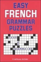 Easy French Grammar Puzzles (Language French)
