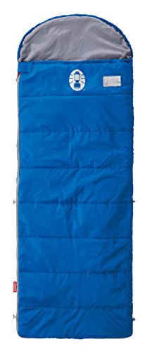 コールマン 寝袋 スクールキッズ/C10 ブルー [使用可能温度10度] 2000027268