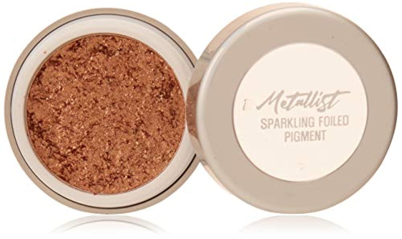 ボタン木製少なくともMetallist Sparkling Foiled Pigment - 03 Golden Tangerine