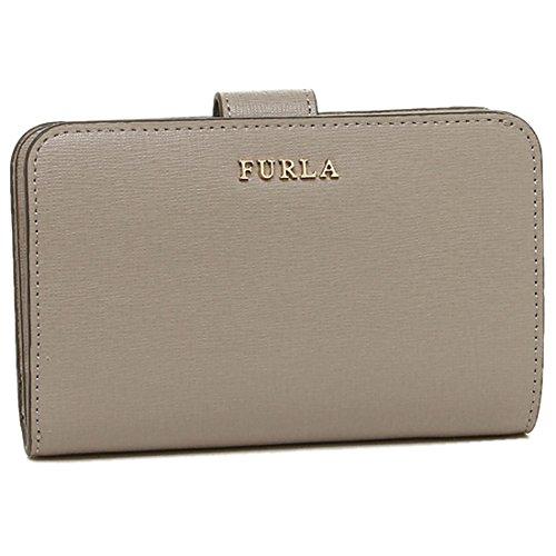 [フルラ] 折り財布 FURLA 872838 PR85 B30 SBB ライトグレー [並行輸入品]