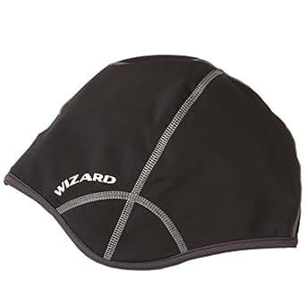 (ウィザ-ド)Wizard アンダーヘルメットキャップ WZSM3050  ブラック FREE