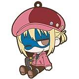 干物妹!うまるちゃんR ラバーストラップコレクション ゆるっとだる~ん [5.U・M・R](単品)