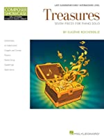Treasures: Seven Pieces for Piano Solo / Late Elementary / Early Intermediate Level