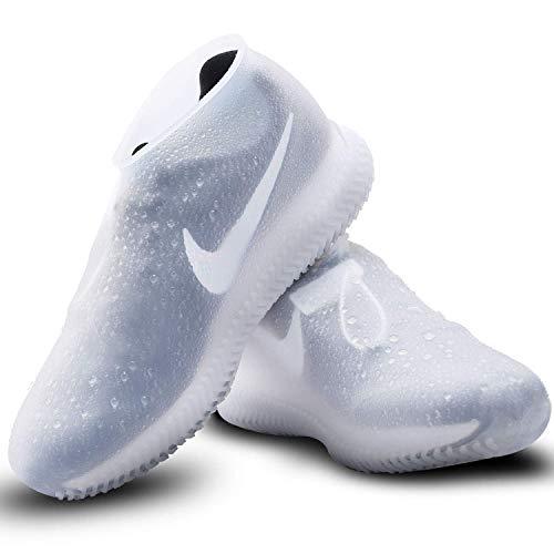 [Windigital JP] シューズカバー 靴カバー 完全防水 携帯便利 コンパクト軽量 滑り止め 耐摩耗 梅雨対策 通...