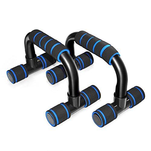 Liife プッシュアップバー 組み立て式 2個セット 腕立て伏せスタンド 自宅 筋肉トレーニング プッシュアップ 腕立て伏せ 滑り止め 腕立て伏せ器具 頑丈 軽量