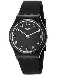 [スウォッチ]swatch [スウォッチ]SWATCH 腕時計 GENT(ジェント) BLACKWAY(ブラックウェイ) ユニセックス【正規輸入品】 GB301 【正規輸入品】