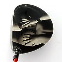 GOLFSKIN ゴルフスキン フルスキンF80 ゴルフクラブ専用グラフィックシート