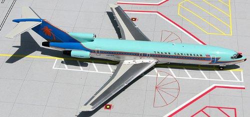 1: 200 ジェミニジェット Trans Caribbean ボーイング 727-200 (並行輸入)