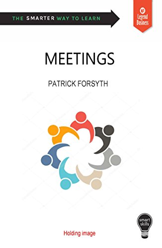 Smart Skills: Meetings (English Edition)