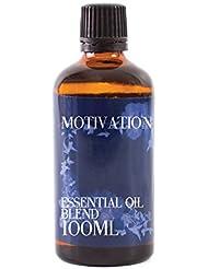 Mystix London   Motivation Essential Oil Blend - 100ml - 100% Pure