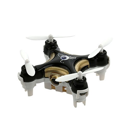 CreaTion? Cheerson CX-10C 2.4G 6 Axis RC Quadcopter with 0.3MP Camera 3 Flight Speed Mode [並行輸入品]