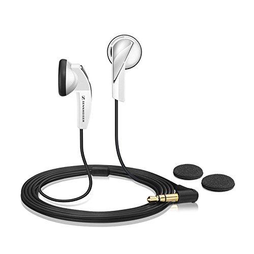 Sennheiser MX365 White インイヤー式ヘッドフォンダイナミックなサウンドで [並行輸入品]