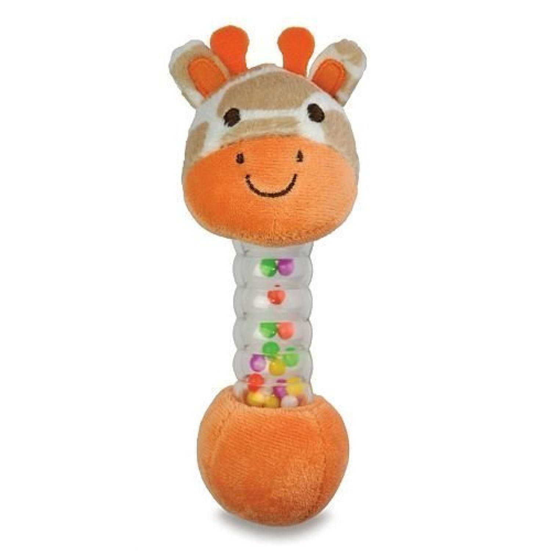 Kids Preferred Carter's Giraffe Stick Hand Rattle [並行輸入品]