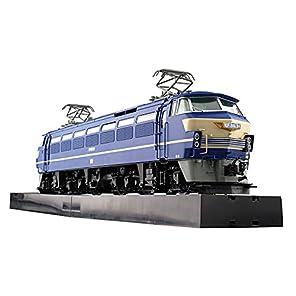 青島文化教材社 1/45 トレインミュージアムOJシリーズ No.4 電気機関車 EF66 後期型 プラモデル