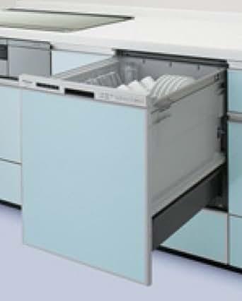 パナソニック ディープタイプ(幅45cm) ドアパネル型 ビルトイン食器洗い乾燥機 NP-45RD7S (シルバー) R7シリーズ