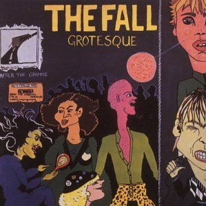 Grotesque by Fall
