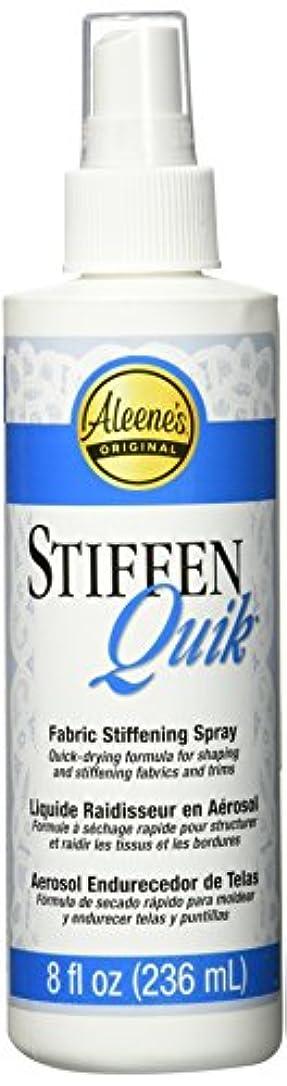 一人で通常嵐Aleene の硬直 Quik 8 オンス
