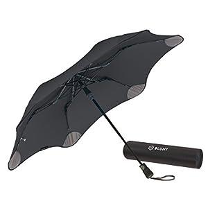 【正規輸入品】 ブラント XS メトロ 全8色 折りたたみ傘 オートオープン ブラック 6本骨 51cm グラスファイバー骨 耐風傘 A2457-10
