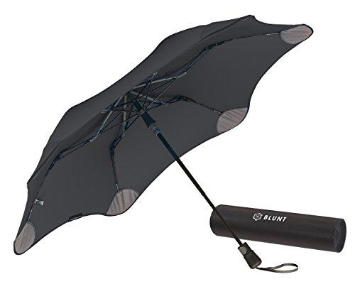【正規輸入品】 ブラント XS メトロ 全8色 折りたたみ傘 オートオープン ブラック 6本骨 51cm グラスファイ...