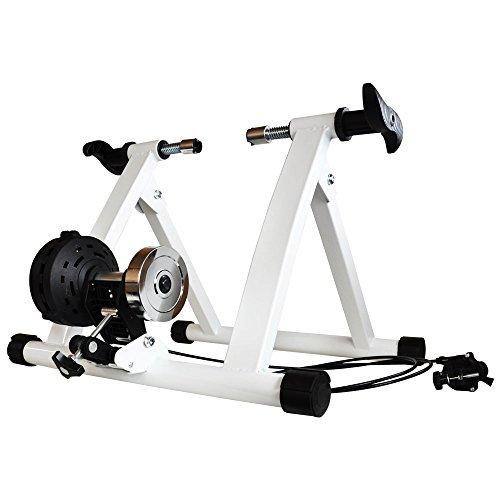 iimono117 固定式サイクルトレーナー / 負荷調整 25インチ~28インチ ロードバイク マウンテンバイク シテ...