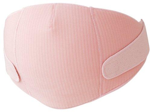 ローズマダム(Rosemadame) ワンタッチ妊婦帯 M-L ピンク 017-0650-03
