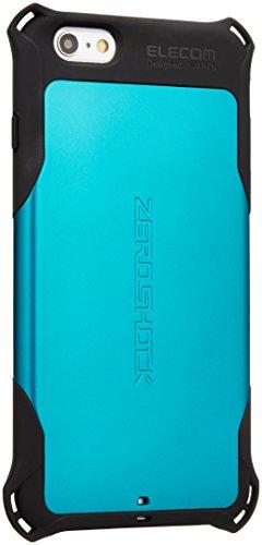 ZEROSHOCKケース ブルー PM-A14LZEROBU